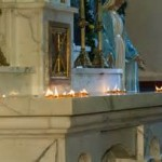 The Altar…the very purpose of the church building
