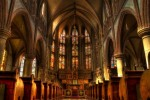 Over centuries, changes in the Roman Mass